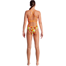 Funkita Strapped In One Piece Badpak Dames, swim girl swim